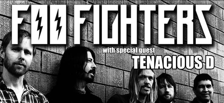 Foo Fighters & Tenacious D