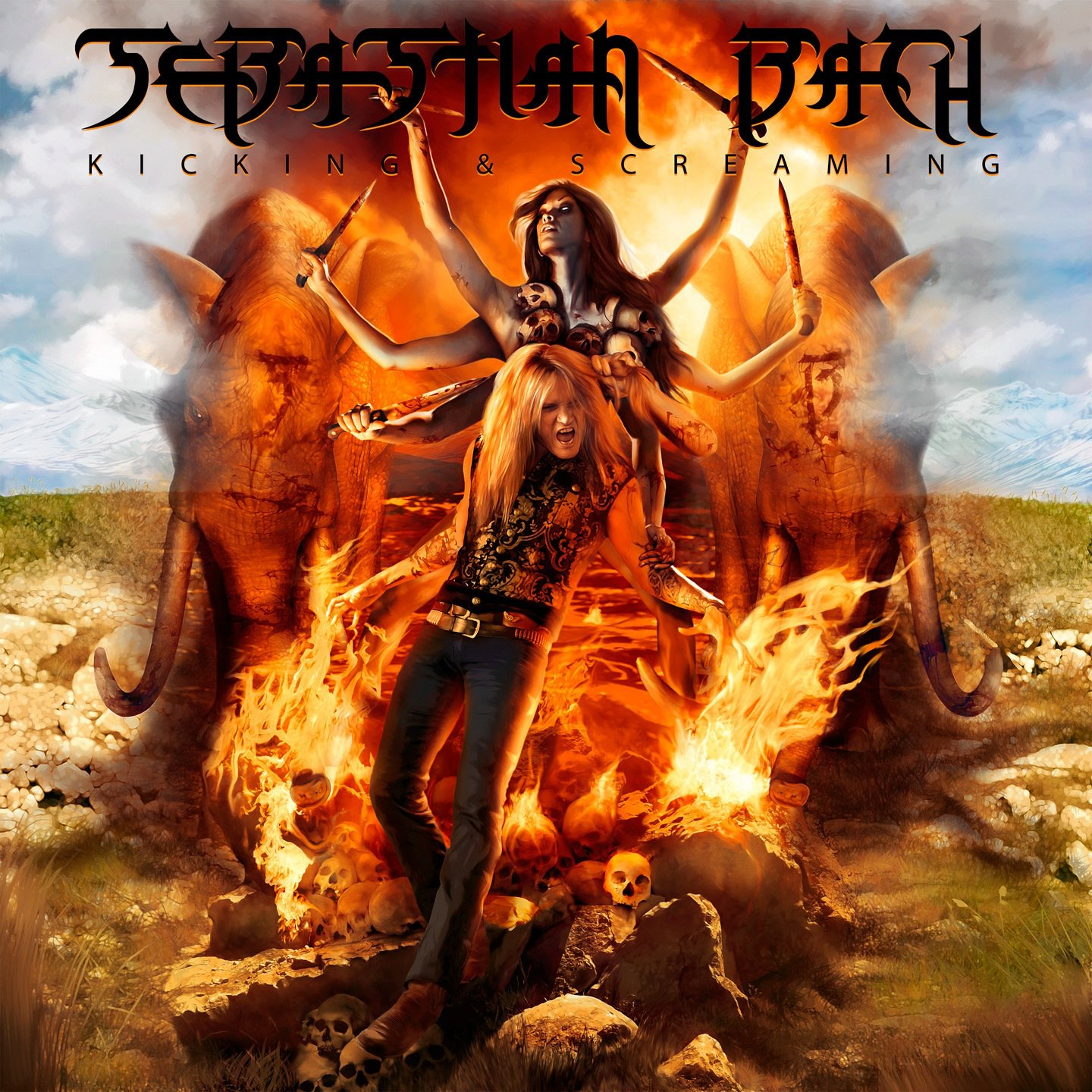 Sebastian Bach – Kicking & Screaming