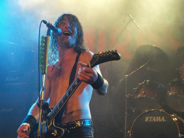 Airbourne Photos