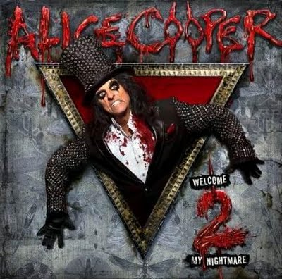 Alice Cooper – Welcome 2 My Nightmare, new album