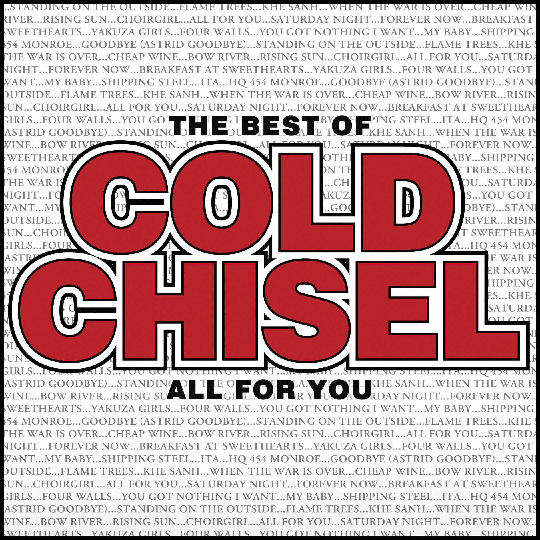 Cold Chisel announce 'Best Of' release