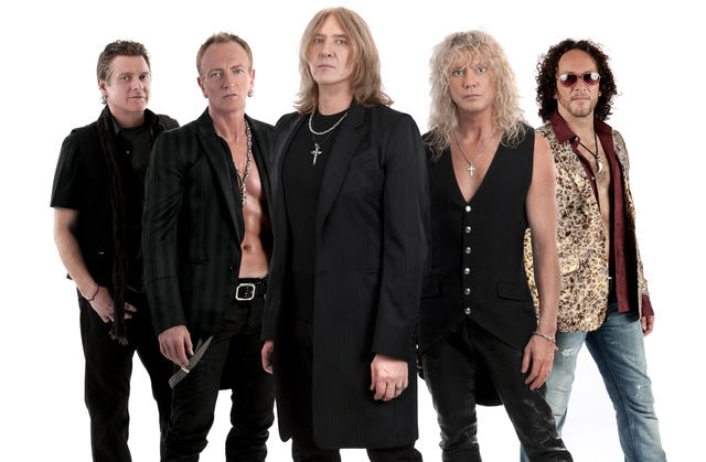 Def Leppard – Mirror Ball (Live & More)