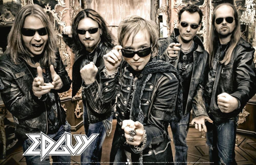 Dirk Sauer of Edguy