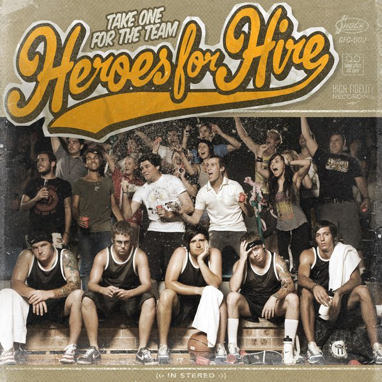 Heroes For Hire – Take One For The Team