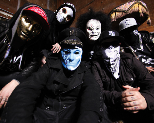Johnny 3 Tears of Hollywood Undead