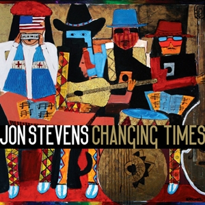 Jon Stevens – Changing Times,  new album