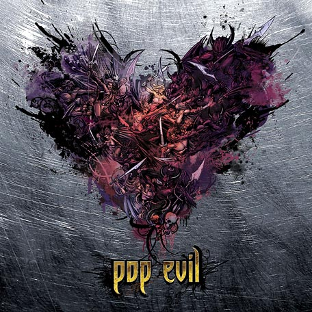 Pop Evil – War Of Angels