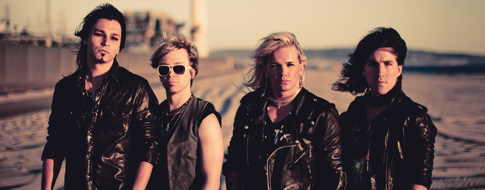 Reckless Love –  new album Animal Attraction out October 5th!