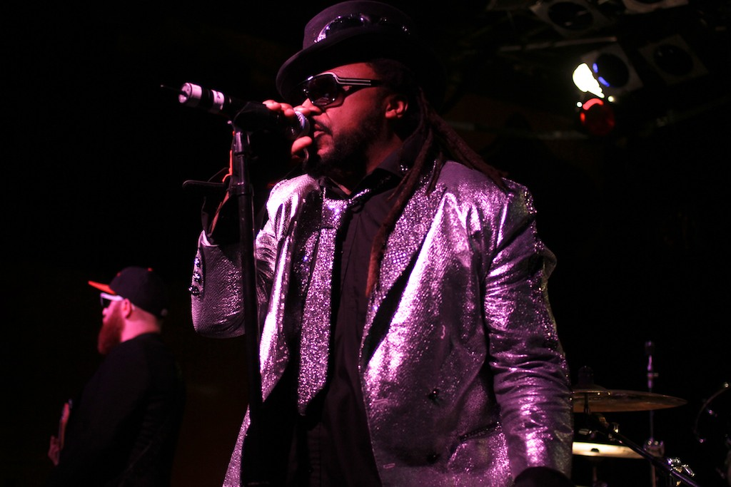 Skindred – The Espy, Melbourne