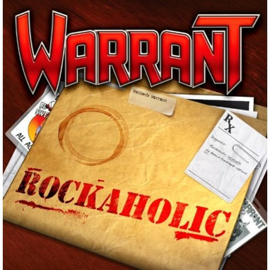 Warrant – Rockaholic
