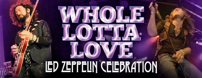 Jeff Martin – Whole Lotta Love Led Zeppelin Celebration