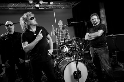 Chickenfoot – Free Live Concert Webcast – September 27