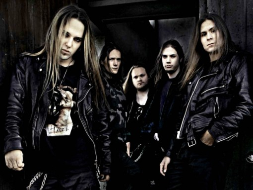 Children Of Bodom with Voyager