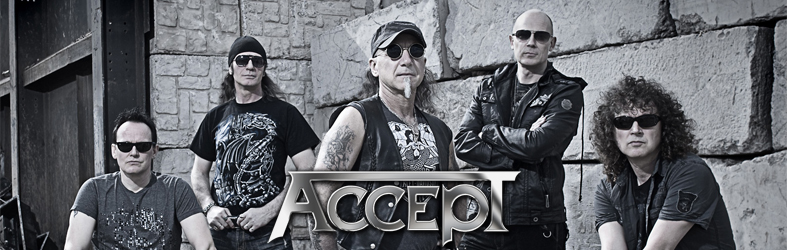 Accept – work on new album!