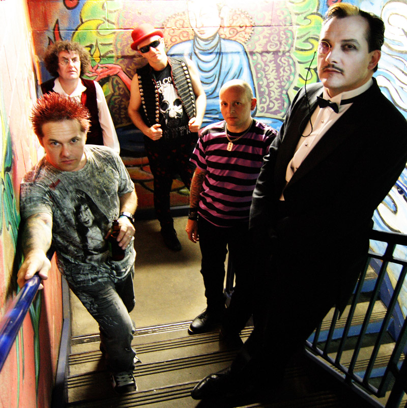 The Damned –  Australian Tour 2012