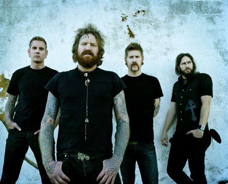 Mastodon Sidewaves announced with Gojira and Kvelertak