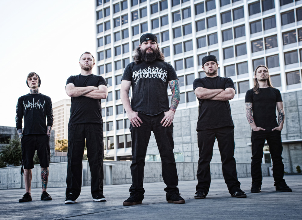 All Shall Perish announce Australian tour
