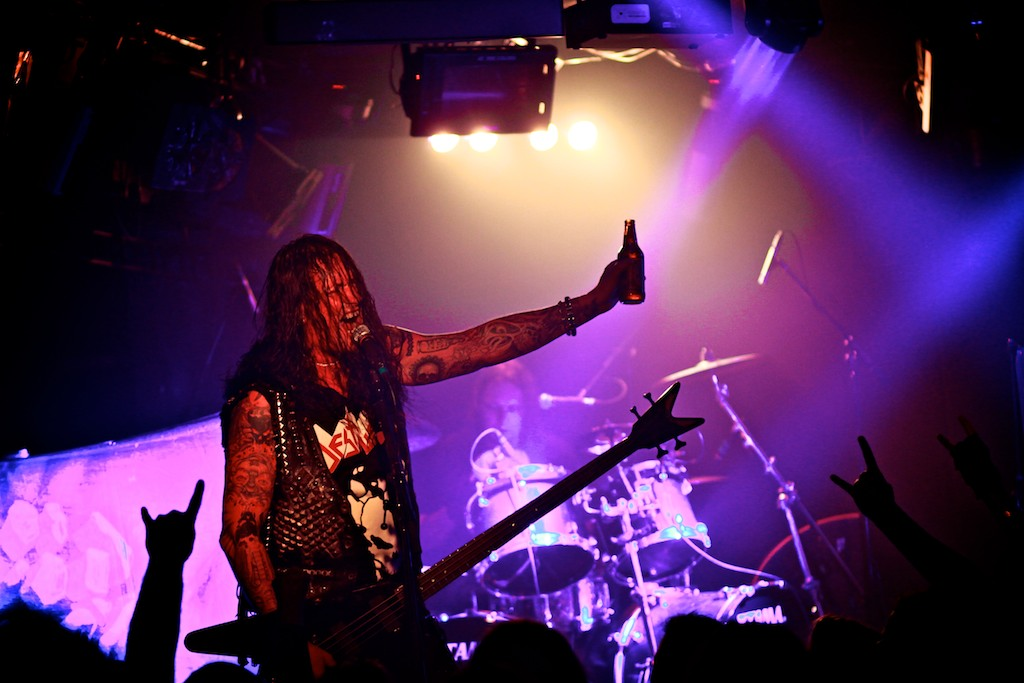 Destruction & Mortal Sin – Prince Of Wales, Melbourne
