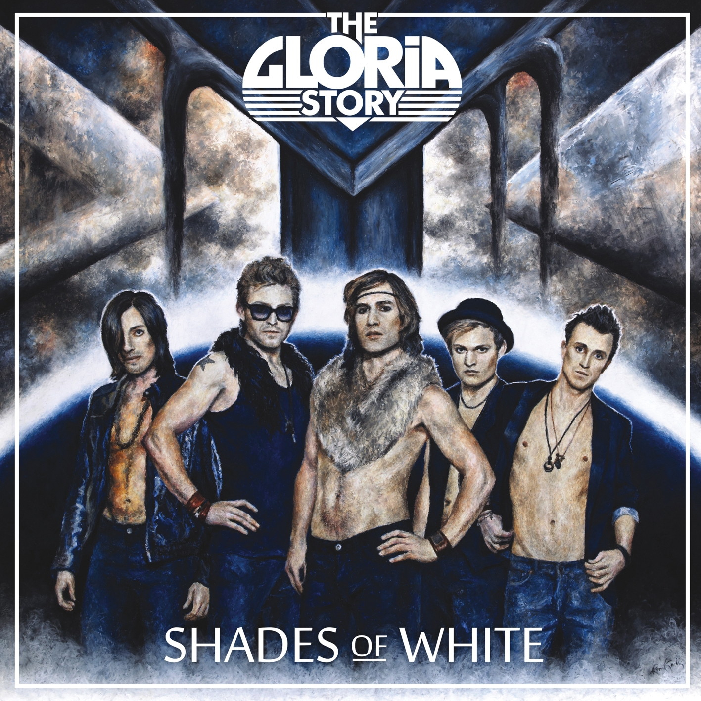 The Gloria Story – Shades Of White