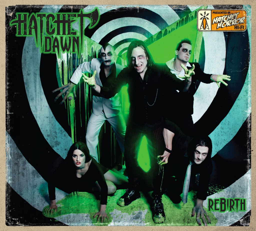 Hatchet Dawn