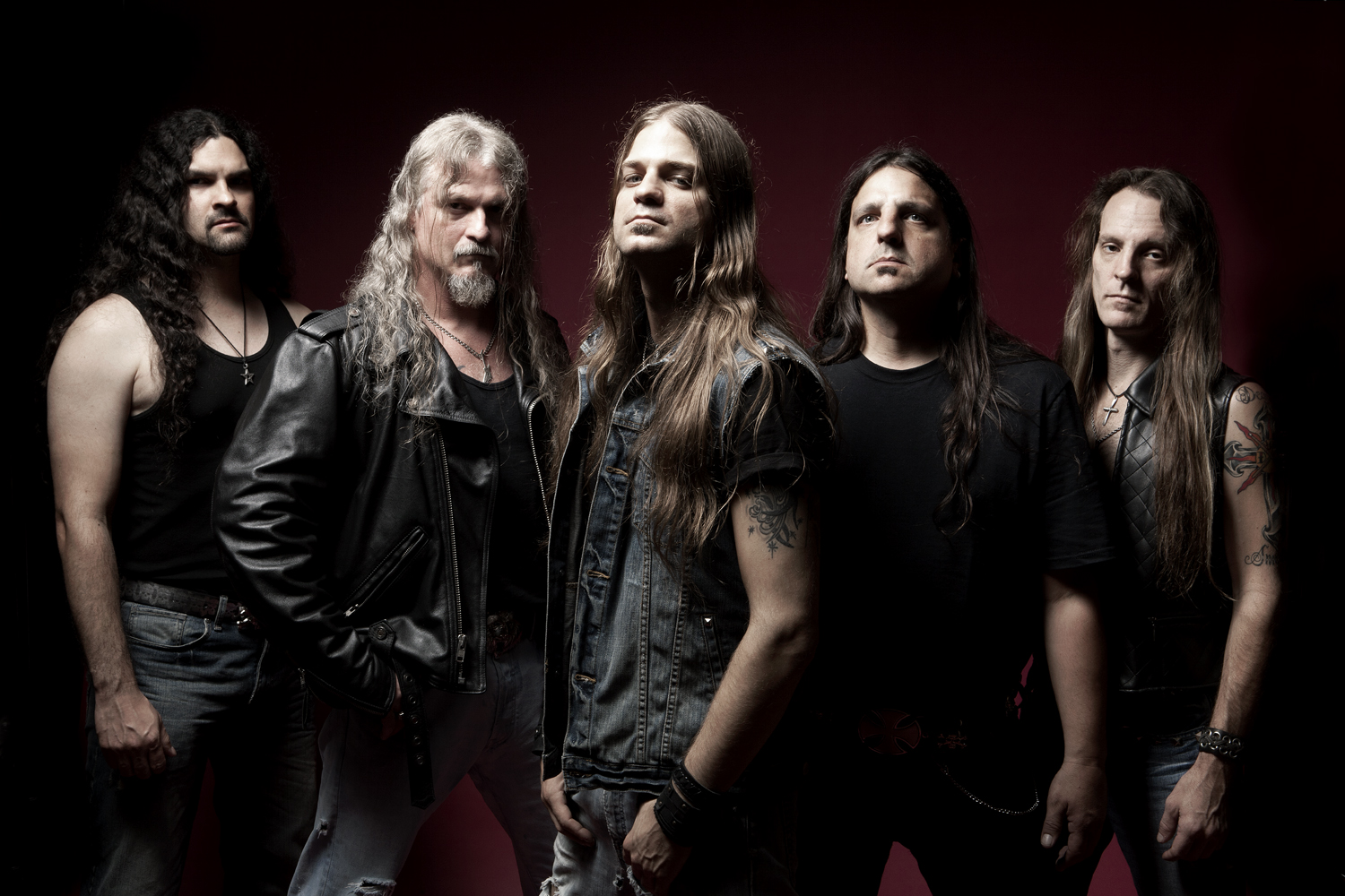 Iced Earth Australian Tour 2012 – pre-sale competition!