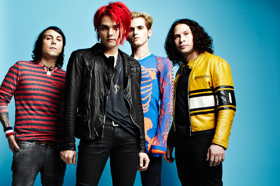 WIN- My Chemical Romance – Australian Exclusive CD & Shirt pack (CLOSED)