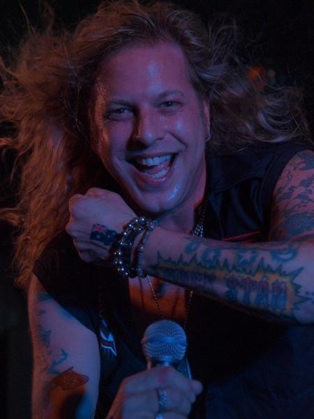 Ted Poley – Australian Tour