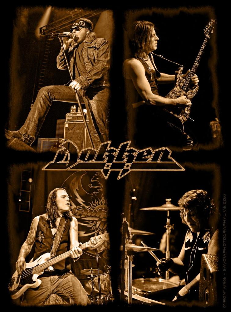 Dokken to enter the studio for a brand new album due for release in 2012