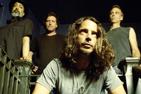 Soundgarden – Big Day Out sideshows announced