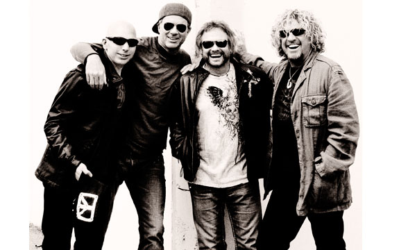 Chickenfoot nominated for a Grammy