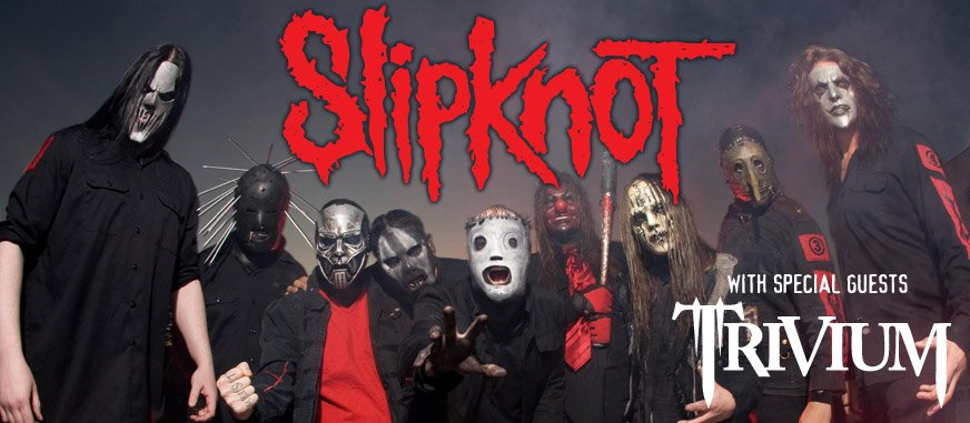 Slipknot sidewaves announced
