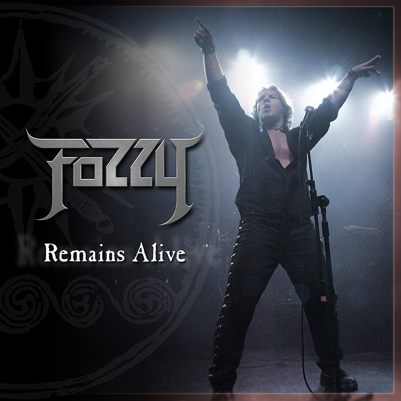 "Fozzy release live album ""Remains Alive"""