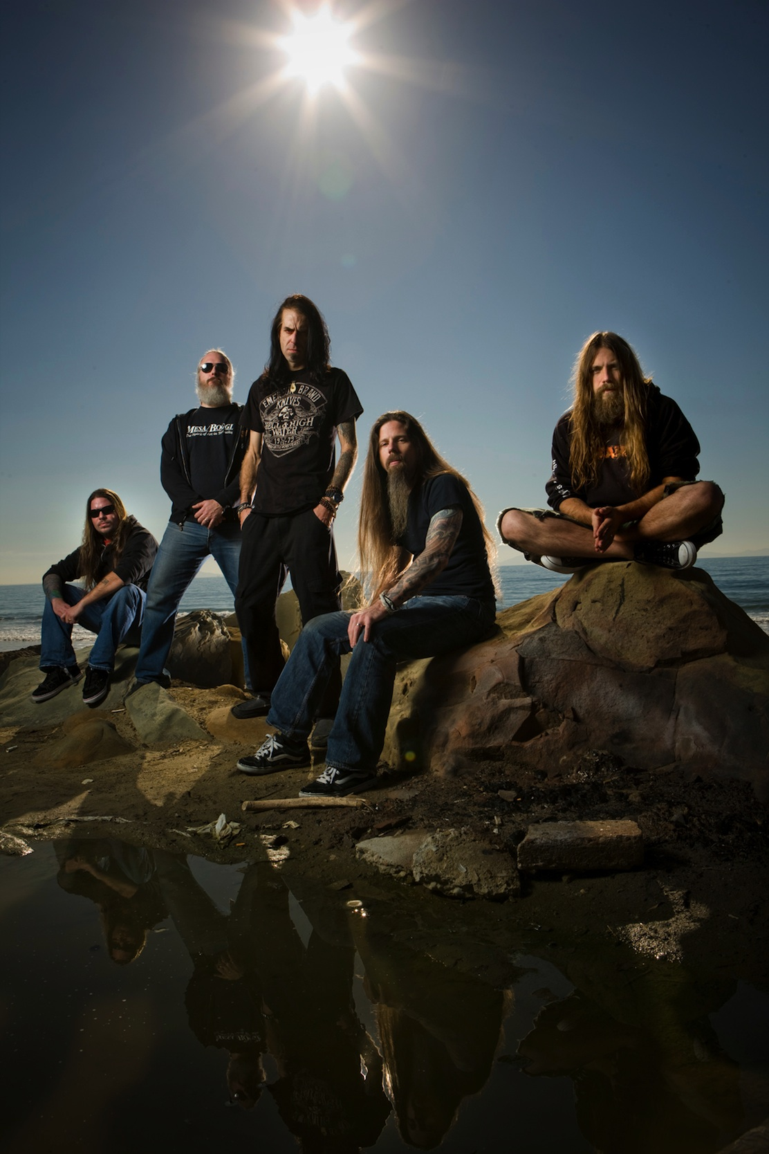 Lamb Of God release a 2nd trailer from forthcoming album 'Resolution' out January 20th