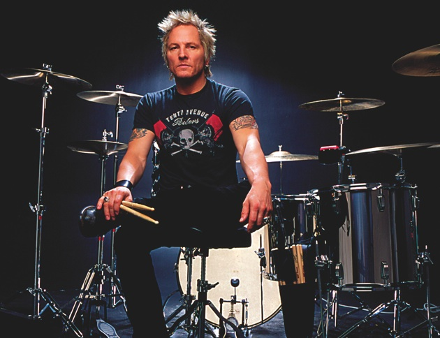 Matt Sorum of Guns N' Roses / Velvet Revolver