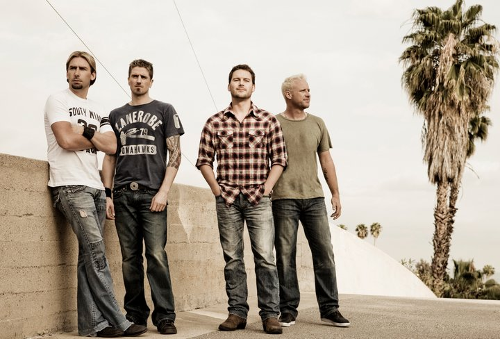 Nickelback debuts at #1 on the ARIA chart