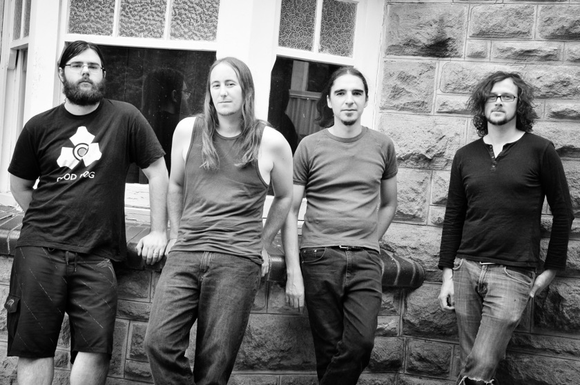 Quiet Child to support Opeth on their Aussie tour