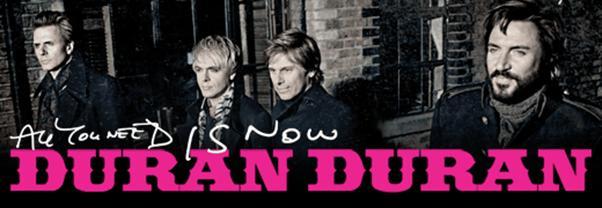 Duran Duran – Australian Tour, March 2012