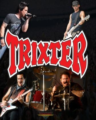 Trixter – firing up the engines for their comeback album!