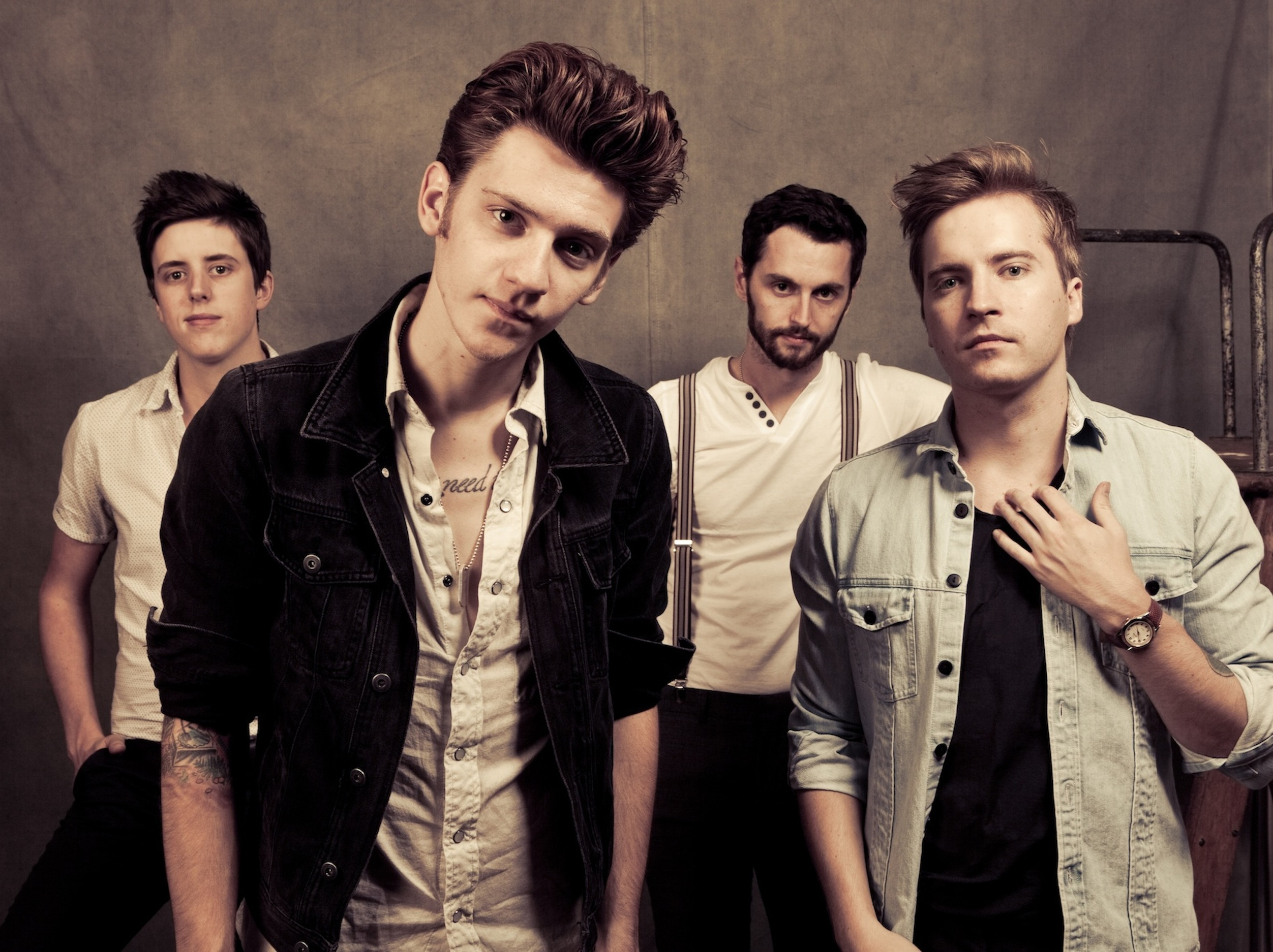 A Rocket To The Moon, The Ready Set, The Summer Set, The Dangerous Summer Sidewaves announced