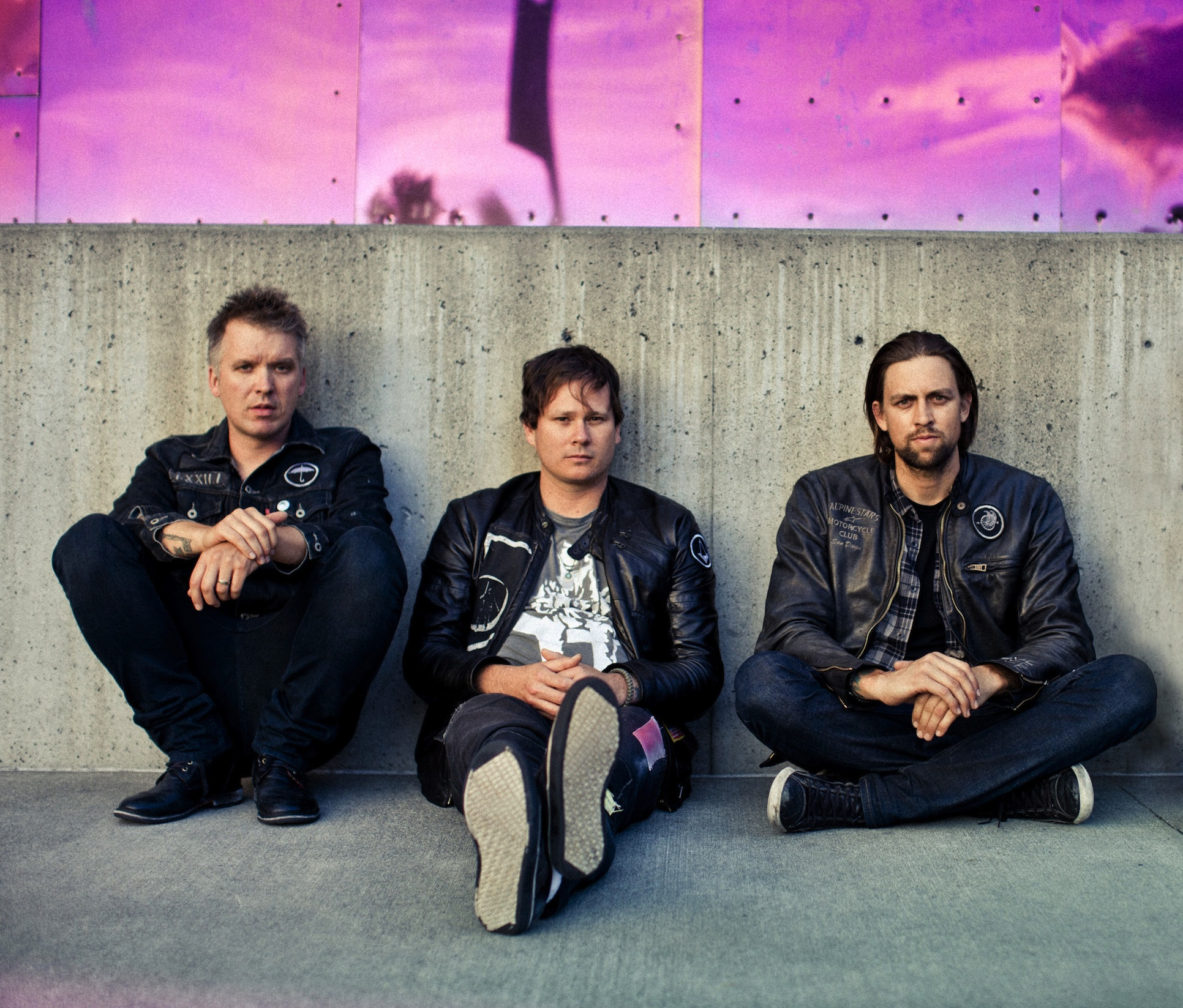 Angels & Airwaves, Madina Lake & Framing Hanley Sidewaves announced