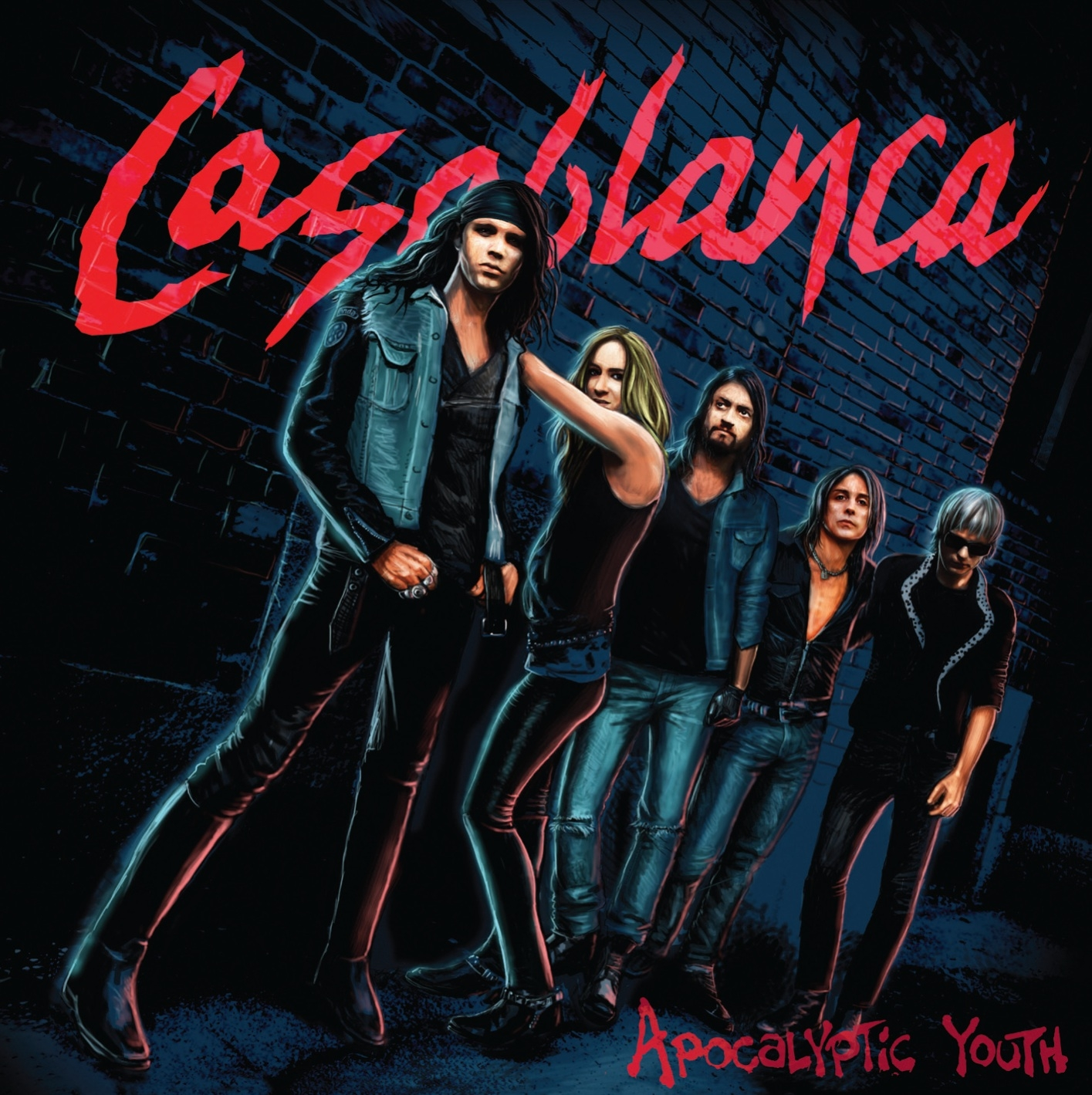 Casablanca – Apocalyptic Youth