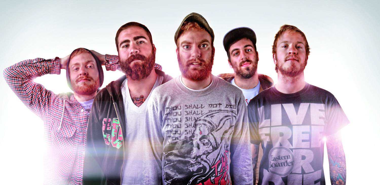 Four Year Strong, I Am The Avalanche, Fireworks & Conditions – Sidewaves announced