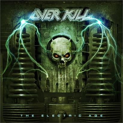 Overkill release new album details and studio footage, 'The Electric Age'