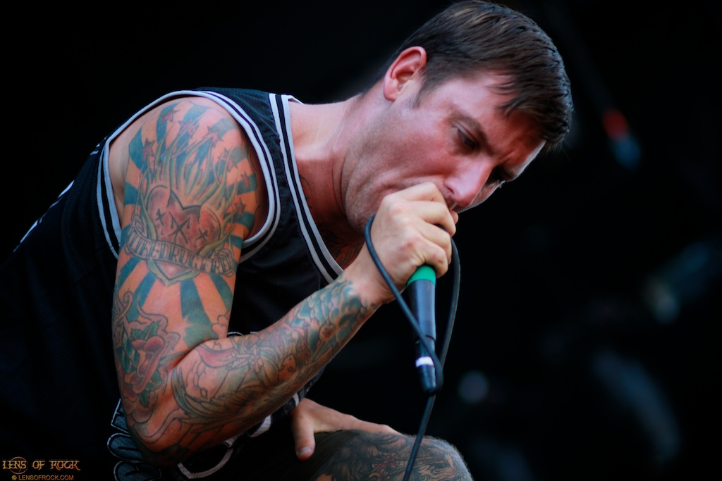 Parkway Drive, Big Day Out Melbourne