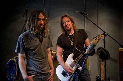Primal Rock Rebellion featuring Adrian Smith of Iron Maiden
