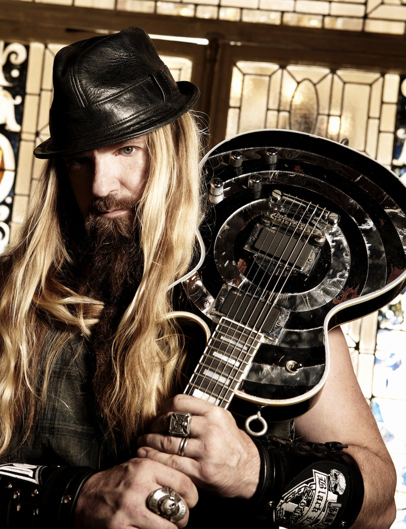 Zakk Wylde's Black Label Society, Hellyeah, Black Tide & Holy Grail Sidewaves announced