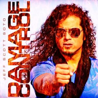 Jeff Scott Soto – Damage Control, new album due March 23rd