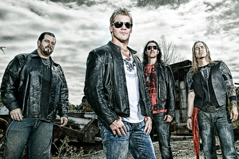 Chris Jericho of Fozzy