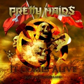 Pretty Maids – It Comes Alive (Maid In Switzerland)