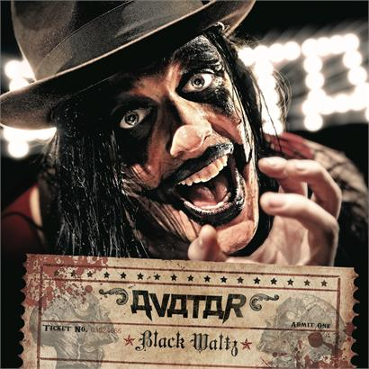 Avatar 'Black Waltz' album stream available at AOL Music